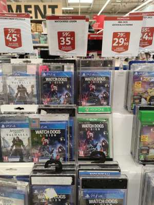 Watch Dogs Legions sur PS4/PS5 - Épagny (74)