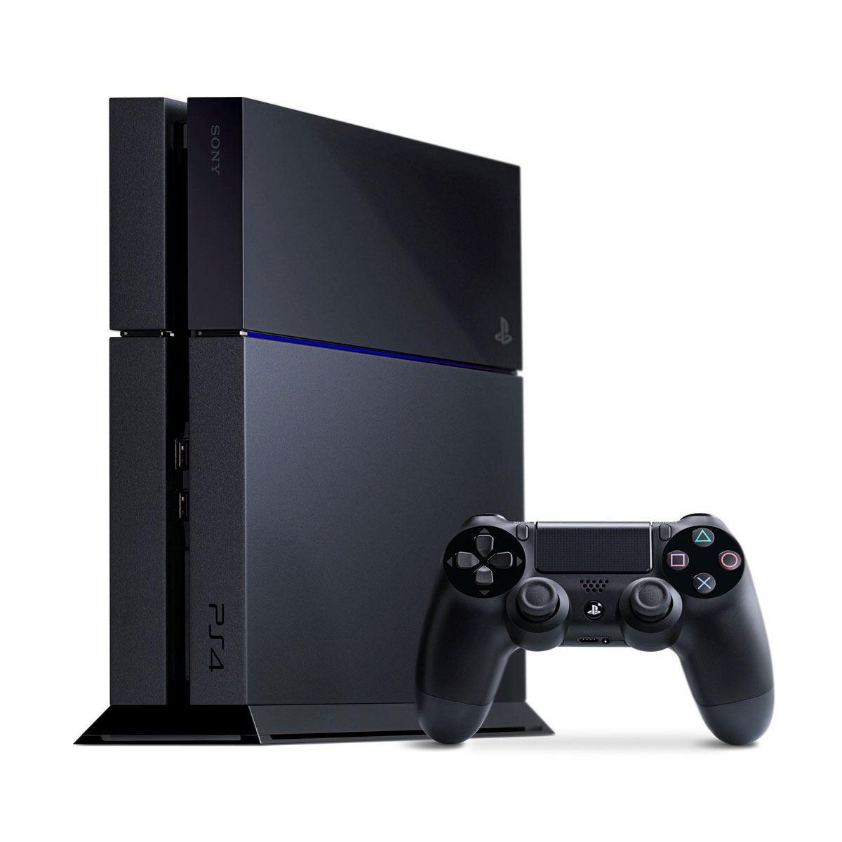 Console PlayStation 4 500 Go (avec 60€ en ticket E.Leclerc)