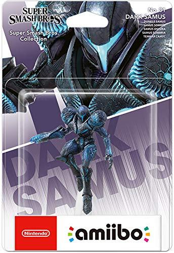 Amiibo N°81 - Samus sombre Figurine