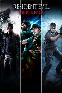 Resident Evil : Triple Pack sur Xbox One & Series S/X (Dématérialisé)