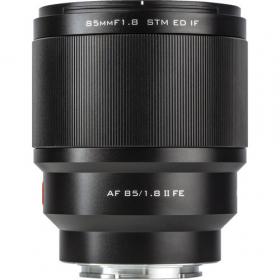 Objectif photo plein-format Viltrox AF 85mm MKII F1.8 - monture Sony FE