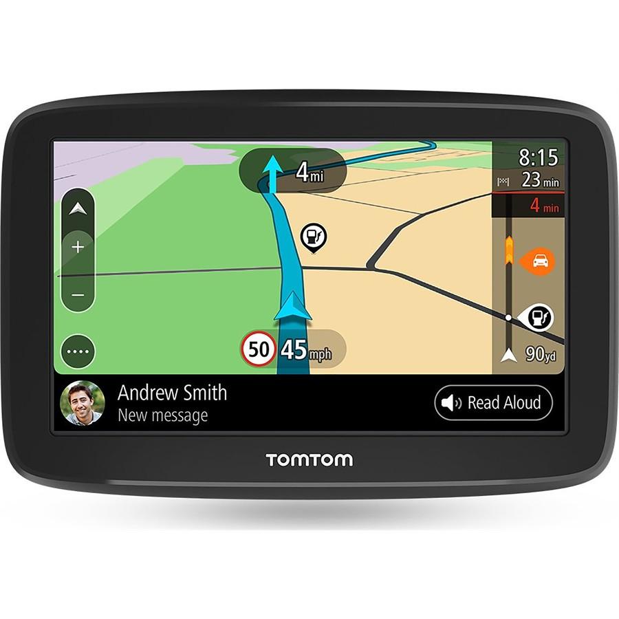"GPS 5"" Tomtom Go Basic - Cartographie Europe 49 pays"