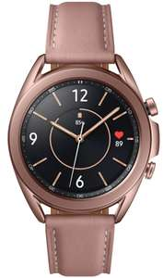 Montre Samsung Galaxy Watch 3 Bronze - 41mm (Vendeur Boulanger)
