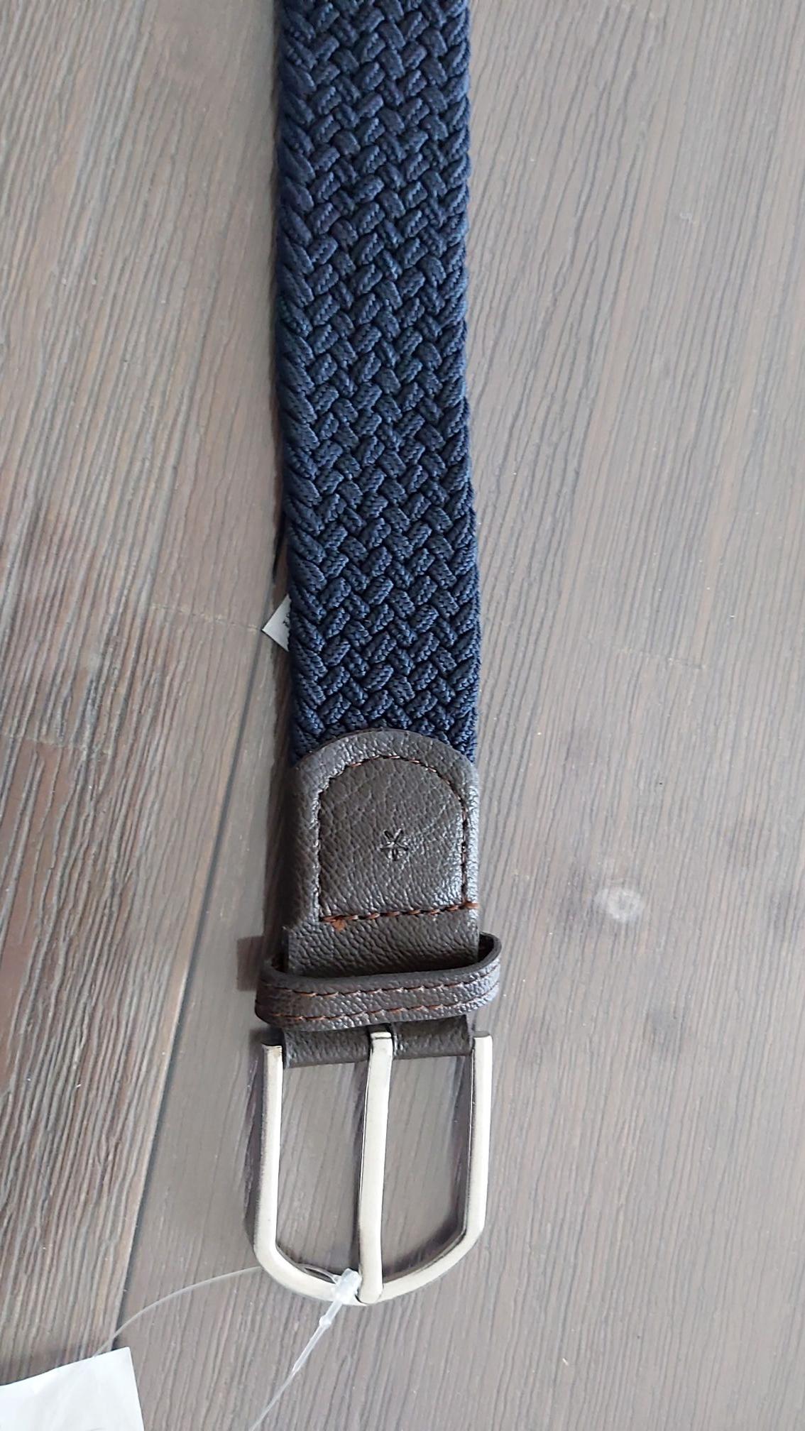 Ceinture élastique bleu marine ou noir - Orvault (44)