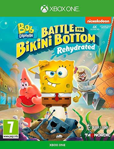 Spongebob Squarepants: Battle For Bikini Bottom - Rehydrated sur Xbox one / PS4 (19.99€)