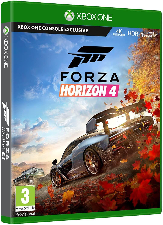 Jeu Forza Horizon 4 sur Xbox One - Obernai (67)