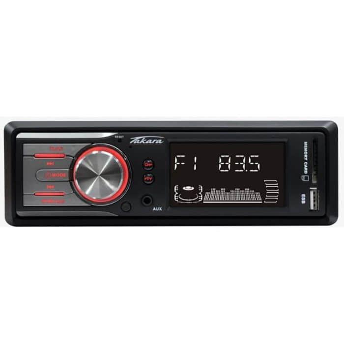 Autoradio Takara RDU1705 - USB/SD/AUX, 4 x 15W