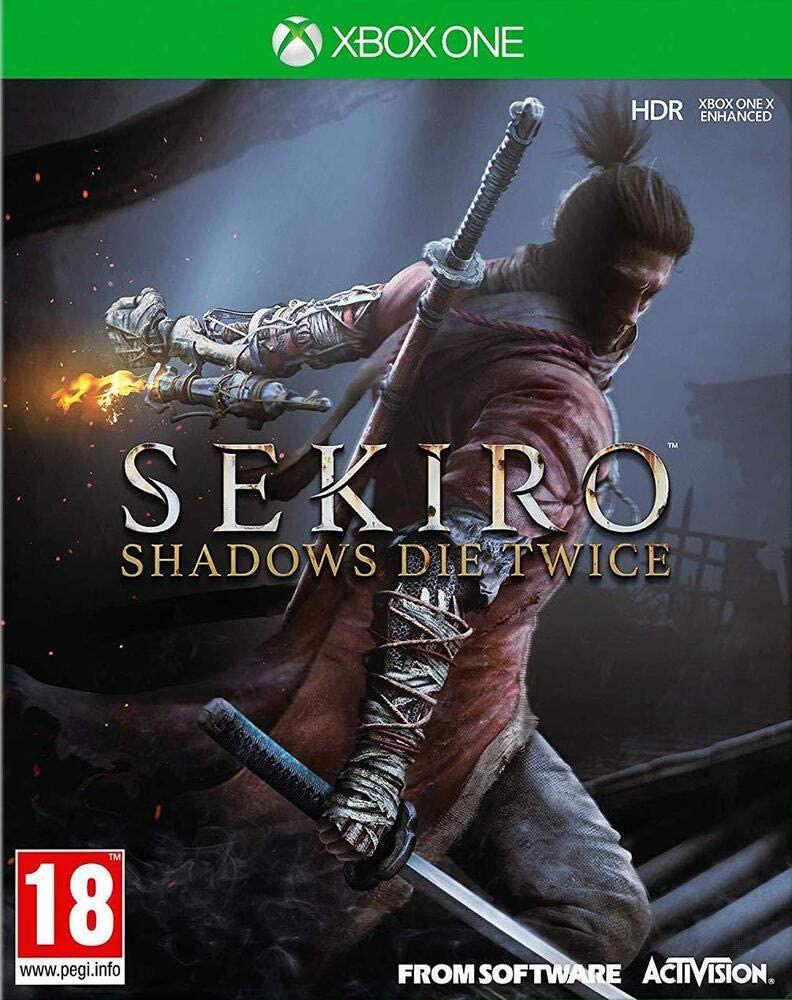 Sekiro: Shadows Die Twice sur Xbox One