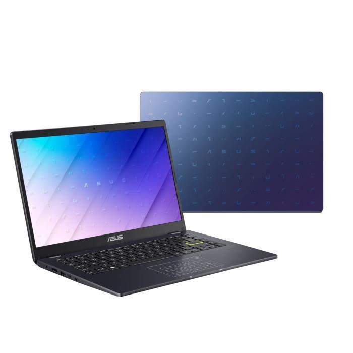 "PC Portable 14"" Asus Vivobook E410MA-EK542T - FHD, Pentium N5030, 4 Go de RAM, 128 Go de stockage, Windows 10"