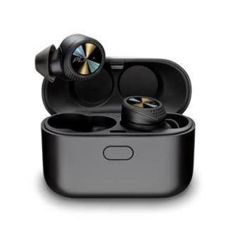 Ecouteurs sans fil à réduction de bruit True Wireless Plantronics Backbeat Pro 5100 Noir