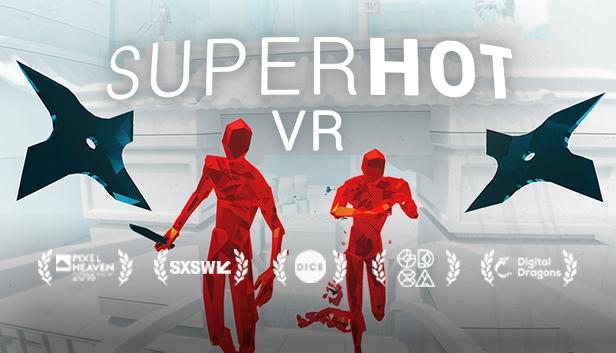 Sélection de jeux en promotion - Ex : Jeu Superhot VR sur PC (Dématérialisé, Steam)