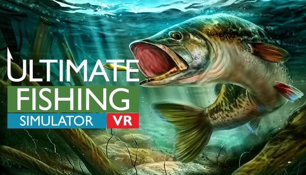 Ultimate Fishing Simulator VR sur PC (Dématérialisé)