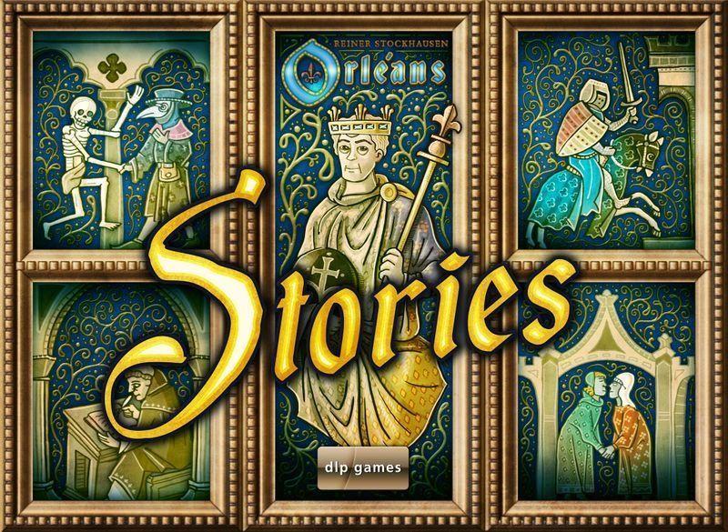 Jeu de société Orléans stories (cavernedugobelin.com)