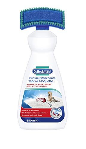 Brosse nettoyante Dr. Beckmann Tapis & Moquette - 650 ml