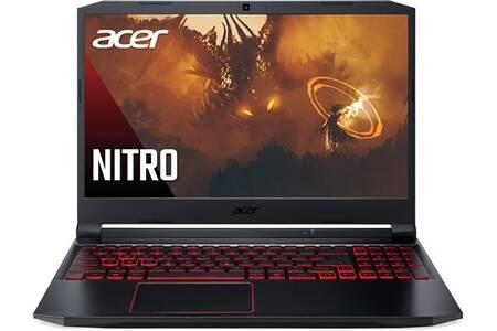 "PC Portable 15.6"" Acer Nitro AN515-44-R8PF - Full HD 144 Hz, Ryzen 7 4800H, GTX 1650 Ti (Max-P), 16 Go RAM, 512 Go SSD, Windows 10"