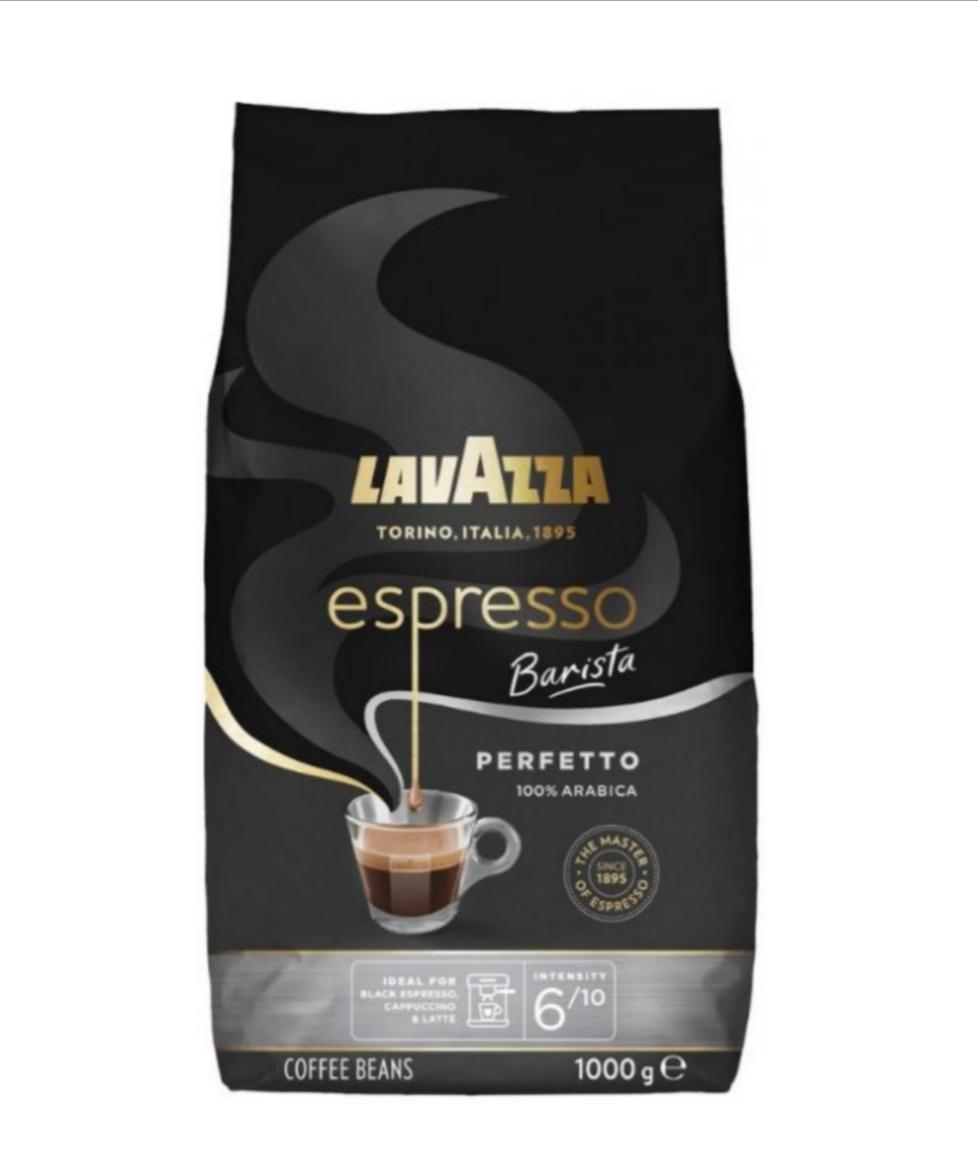 Café en Grain Lavazza Espresso Barista Perfetto - 1Kg