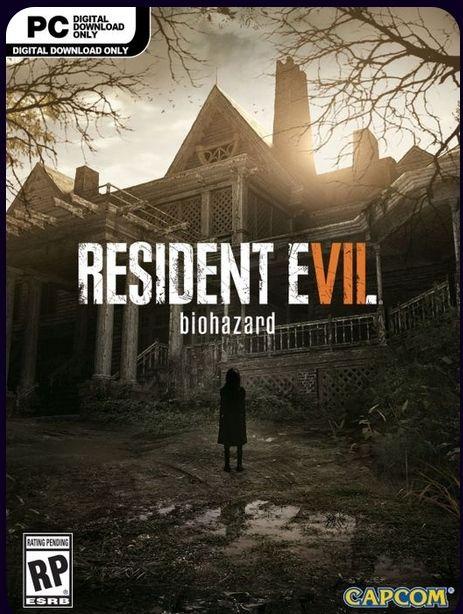 Jeu Resident Evil 7 - Biohazard sur PC (Steam - dématérialisé)