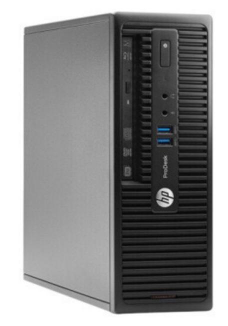 PC de bureau HP Pro Desk G2.5 - i5 4590, RAM 8 Go, 1 To, Windows 10 Pro 64 bits