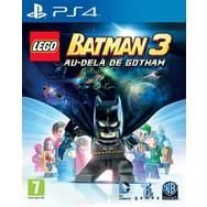Lego Batman 3: Au Delà de Gotham sur PS4