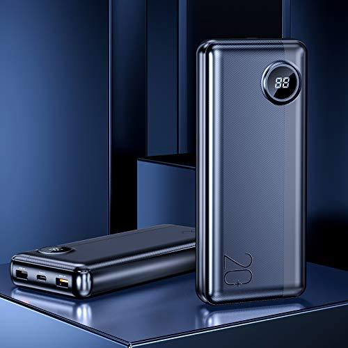 Batterie externe Rock - port USB type-C, Power Delivery 45 W, 20000 mAh (vendeur tiers)