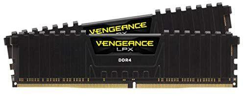 Kit mémoire RAM Corsair Vengeance LPX CMK32GX4M2D3600C18 32 Go (2 x 16 Go) - DDR4, 3600 MHz, CL18