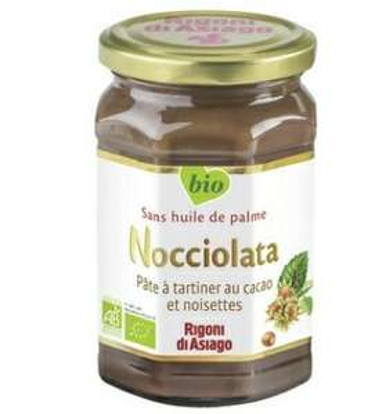 3 pots de pâte à tartiner Nocciolata - 3x 350g