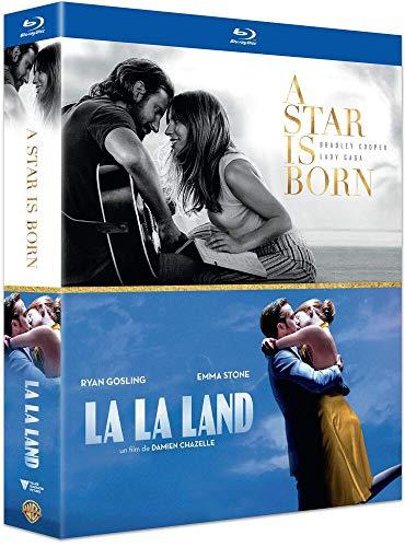 Blu-Ray A Star is Born + La La Land