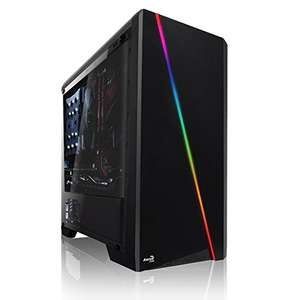 PC Fixe Memory Gaming - Ryzen 5 3600, RTX 3060 Ti 8 Go, SSD 240Go, HDD 1To, Windows 10 Pro (Vendeur tiers)