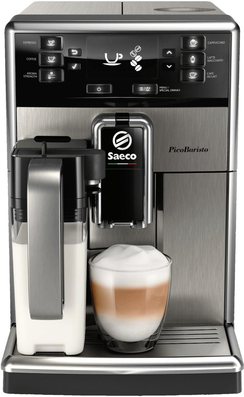 Machine à expresso automatique Saeco PicoBaristo SM5473/10 (via ODR 50€)