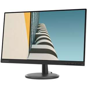 "Ecran PC 23,8"" Lenovo D24-20 - Full HD, Dalle VA, Freesync"