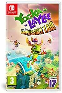 Yooka-Laylee: The Impossible Lair sur Nintendo Switch