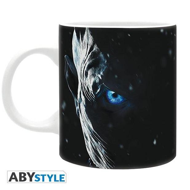 Sélection de mugs AbyStyle en promotion - Ex : Game of Thrones Roi de La Nuit (32 cl)