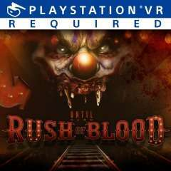 Until Dawn: Rush of Blood sur PS4 VR (Dématérialisé)