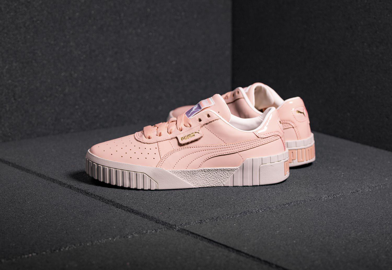 Chaussures pour femmes Puma Cali Nubuck (Taille 37 au 41)