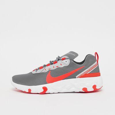 Chaussures Nike React Vision - gris/rouge (du 36 au 40)