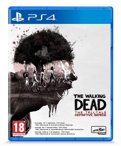 The Walking Dead: The Telltale Definitive Series sur PS4