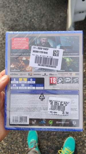 Call of Duty: Black Ops Cold War sur PS4 - Cahors (46)