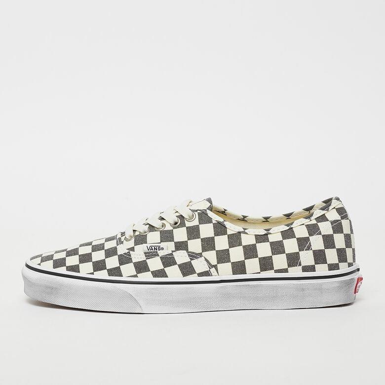 Chaussures Vans authentic à damier asphalte - Tailles 42 au 46