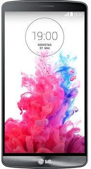 "Smartphone 5.5"" LG G3 titane - 3 Go RAM, 32 Go"
