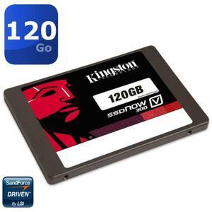 """SSD 2.5"""" Kingston SSDNow V300 - 120 Go"""