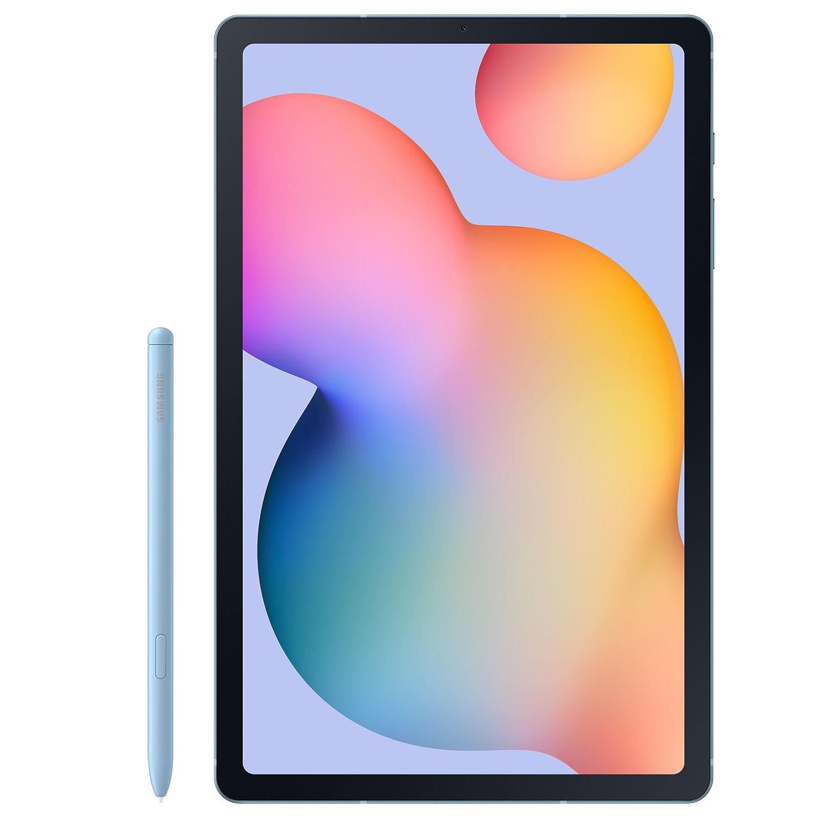 "Tablette Tactile 10.4"" Samsung Galaxy Tab S6 Lite SM-P610 - 64 Go, 4 Go RAM, Bleu"