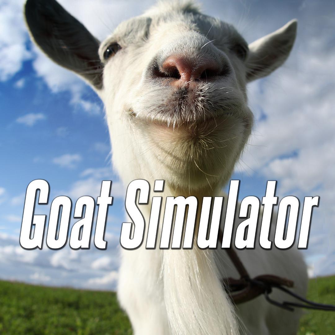 Goat simulator sur Android