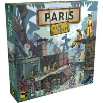 Jeu de stratégie - Paris New Eden - Matagot