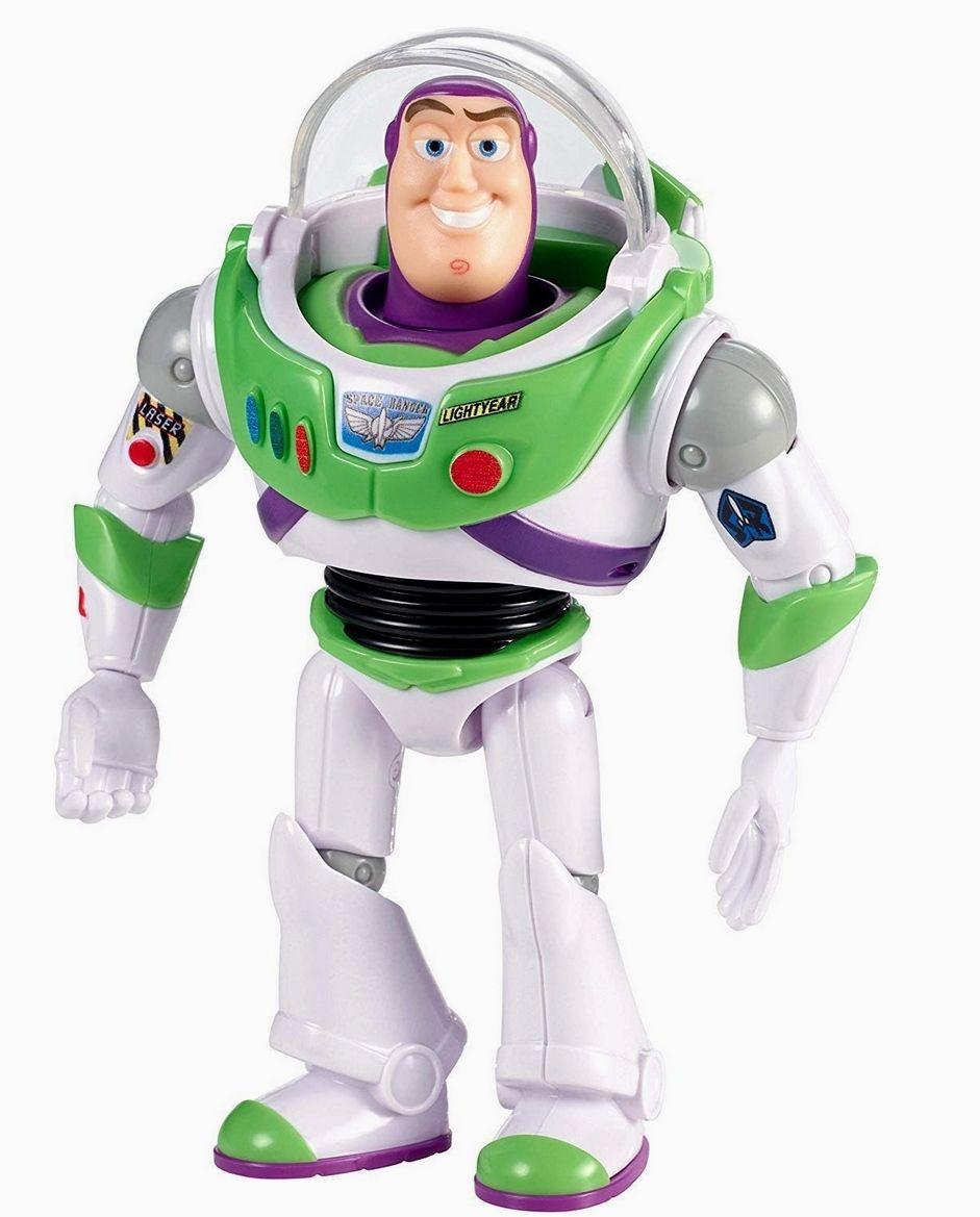 Figurine Disney Pixar Buzz l'Éclair Toy Story 4