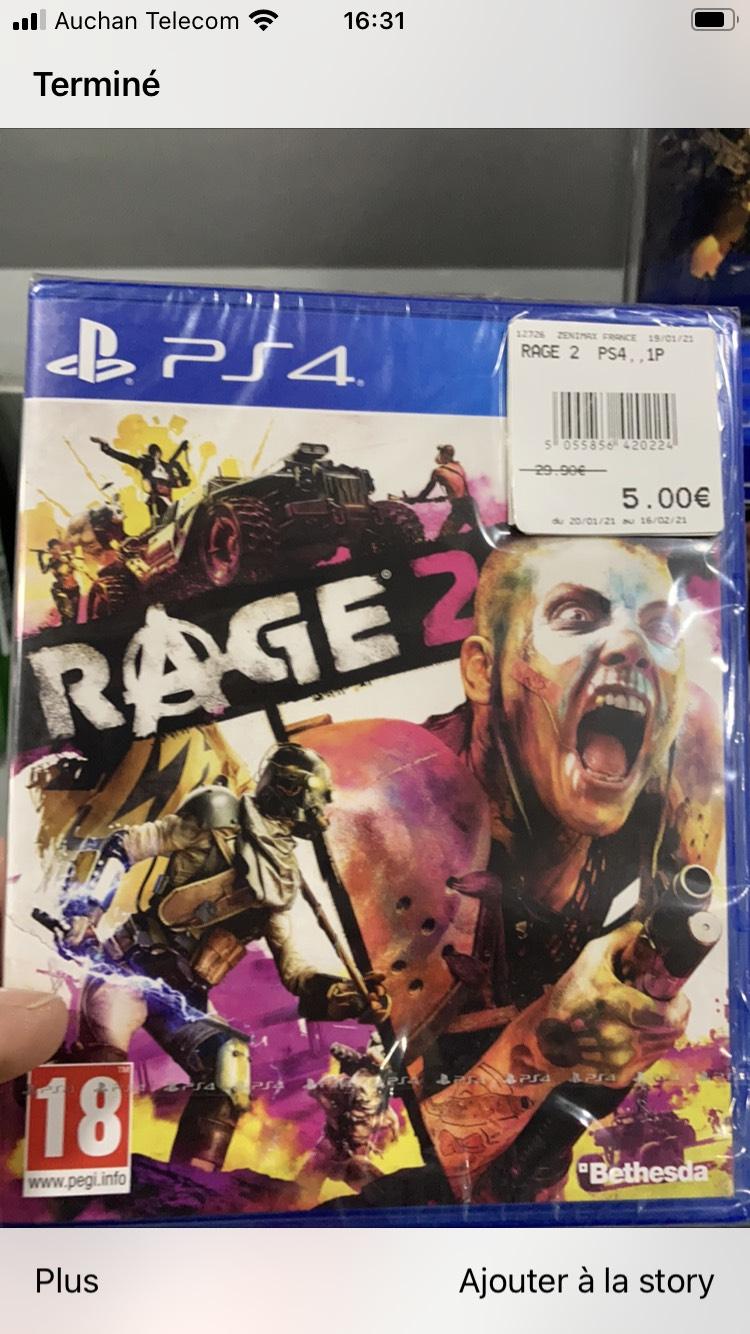 Rage 2 sur PS4 - Caen (14)