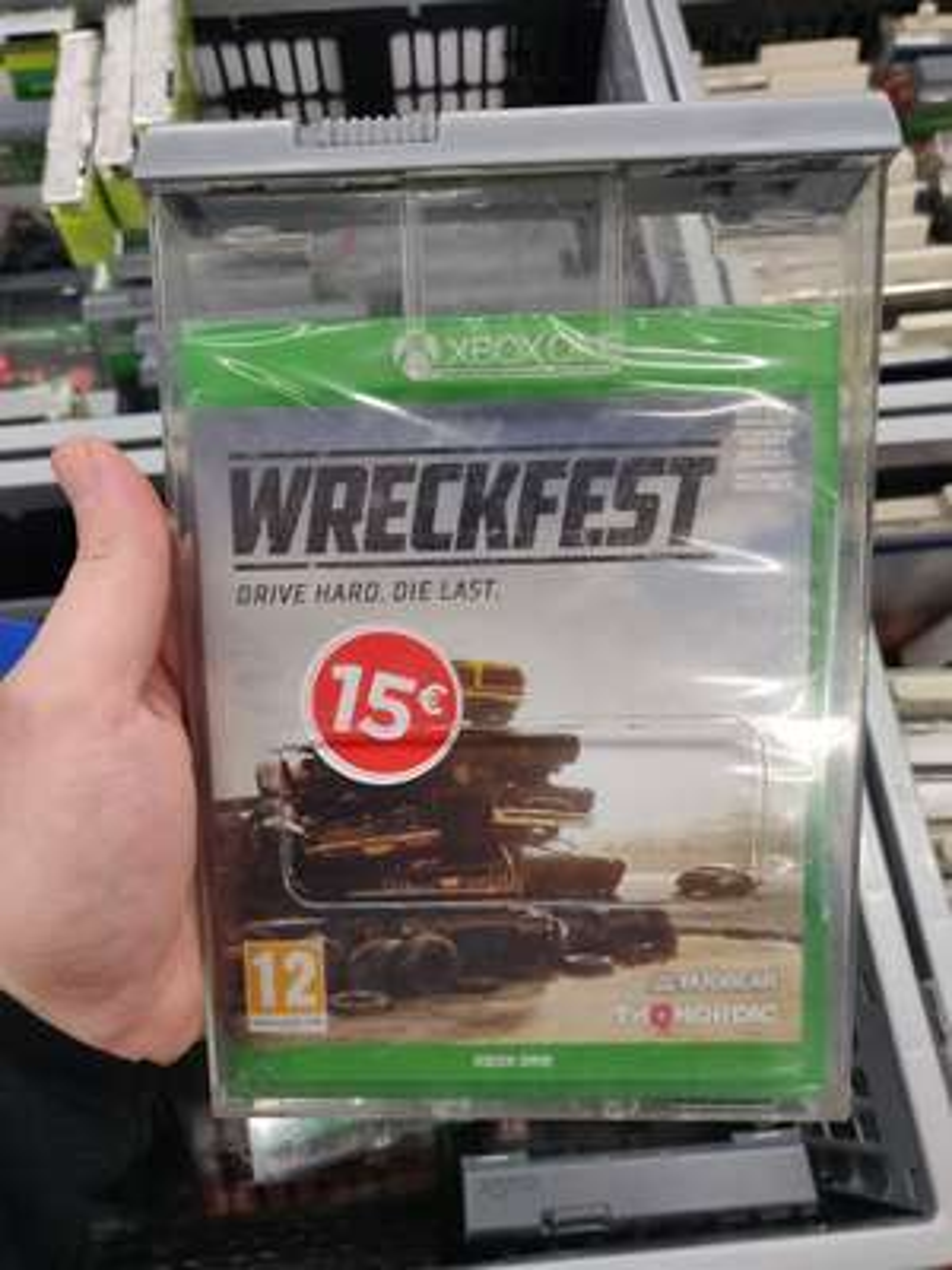 Wreckfest sur Xbox One - Thiais (94)