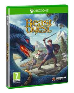 Beast Quest sur Xbox One (Via retrait magasin)