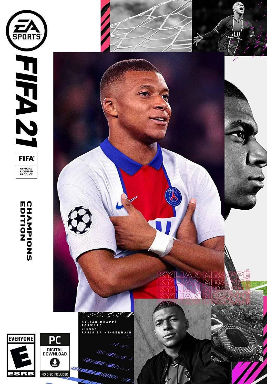 Sélection de jeux PC en promotion - Ex : FIFA 21 Édition Champions