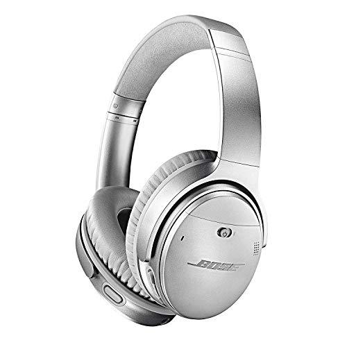 Casque audio sans-fil Bose QuietComfort 35 II - argent