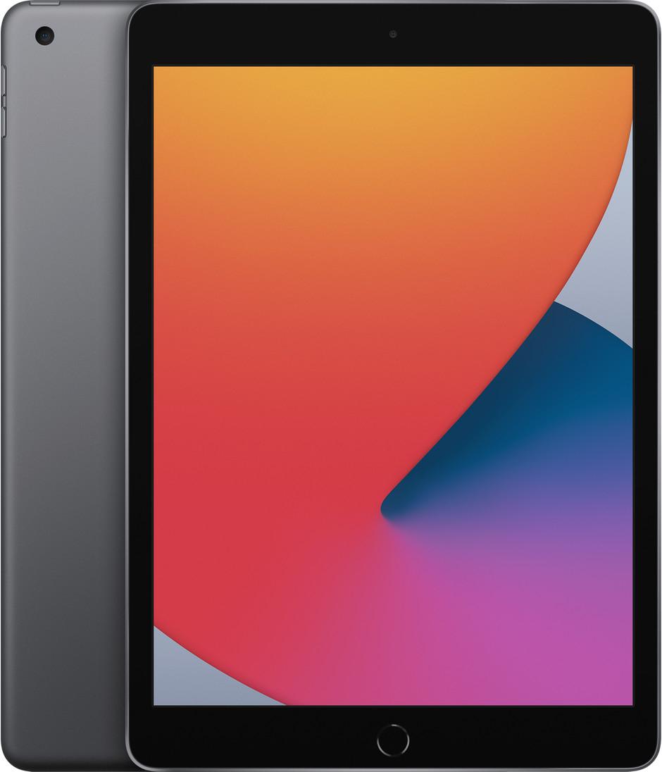 "Tablette tactile 10.2"" Apple iPad 2020 - full HD Retina, A12, 3 Go de RAM, 32 Go, gris (+ 16.8€ en Rakuten Points)"